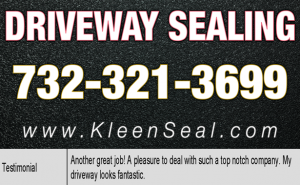 Kleen Seal Reviews Driveway Sealing Kenilworth 07033