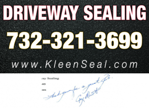 Kleen Seal Reviews Sealcoating Sayreville 08872