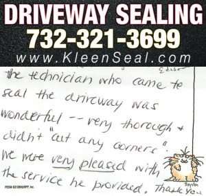 Kleen Seal Reviews Sealcoating South Amboy 08879
