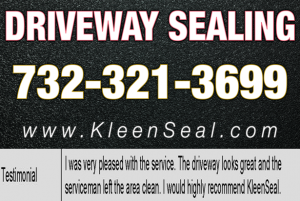 Kleen Seal Reviews Sealcoating Woodbridge 07095